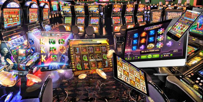 Jenis - Jenis Permainan Slot Online Android